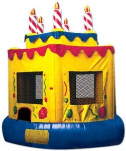 birthday bounce house rental